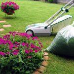 もうすぐ10年使用のパナソニック製芝刈り機! 替え刃交換で新品同様に