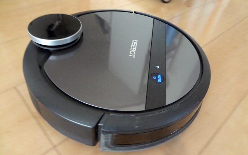 部屋の間取りまで覚えるロボット掃除機に驚き!