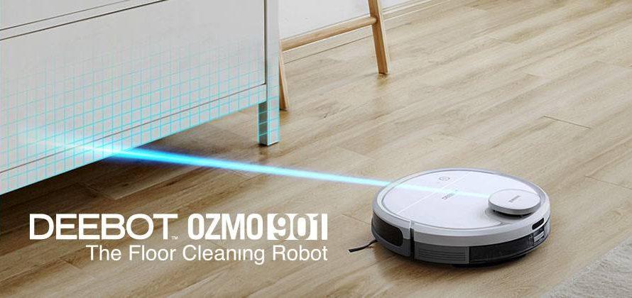 水拭きができるロボット掃除機が半額近い価格で買えるなんて!PayPayモールのエコバックス店が超お得