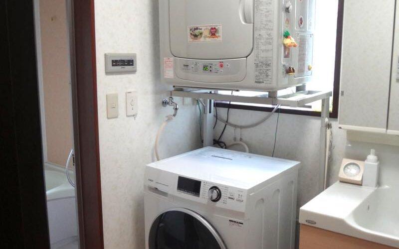 乾燥機能なしでドラム式洗濯機ならこれがおすすめ!実売7万円台のAQUA AQW-FV800E、妻は大満足してます